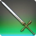 Heavy Metal Longsword(HQ)