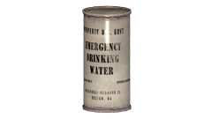 Purified Water * 100