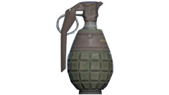 Fragmentation Grenade-N
